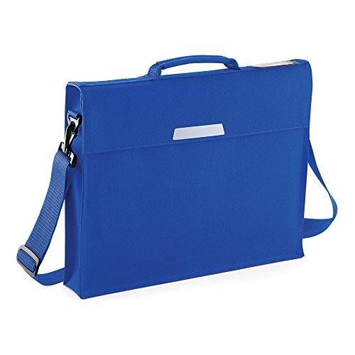 Purple Bag Academy Portfolio With Shoulder Classic Strap Quadra Book 7Z8n467q