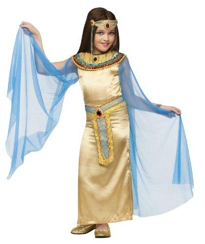 Big Girls' Deluxe Cleopatra Costume Medium (8-10) -