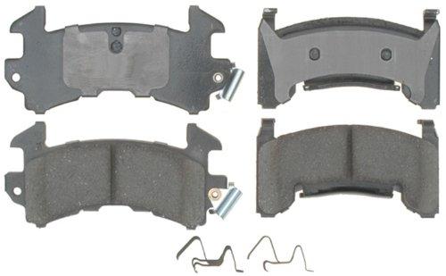 ACDelco 17D154C Professional Ceramic Front Disc Brake Pad Set