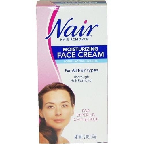 Nair Face Removal Cream - 8