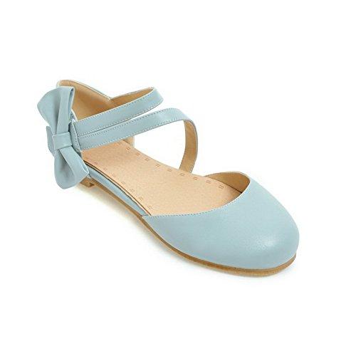 Compensées Balamasa Balamasa Sandales Compensées Femme Bleu Femme Bleu Sandales FwZYFq4