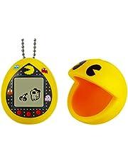 TAMAGOTCHI Deluxe Pac-Man con Estuche - Laberinto Amarillo, Amarillo de Lujo