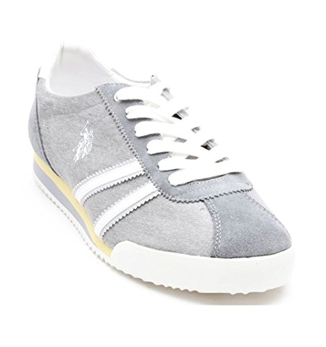 Zapatillas US Polo Assn Rune Jeans - Color - GRIS, Talla - 44