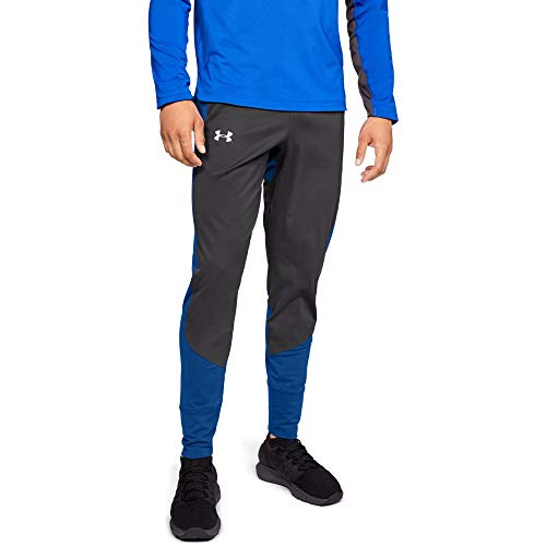 Under Armour Men's Coldgear Reactor Run Sp Pants, Charcoal (020)/Reflective, Medium