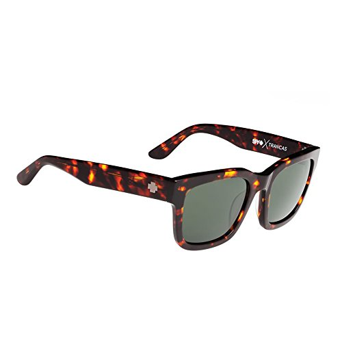 Spy Optic Unisex Trancas Happy Lens Collection Sunglasses, Classic Camo/Grey Green, One Size Fits All (Classics Collection Sunglasses)