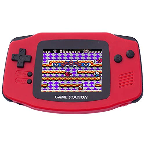 Retro Mini Handheld Video Game Console Player Gameboy Built-in 400 Classic Games Travel Portable Gaming System Electronics Machines 2.8 Inch Support TV Play Present