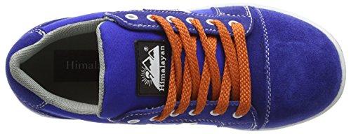 Himalayan Unisex-adult Skater Stijl Veiligheidsschoenen Blauw