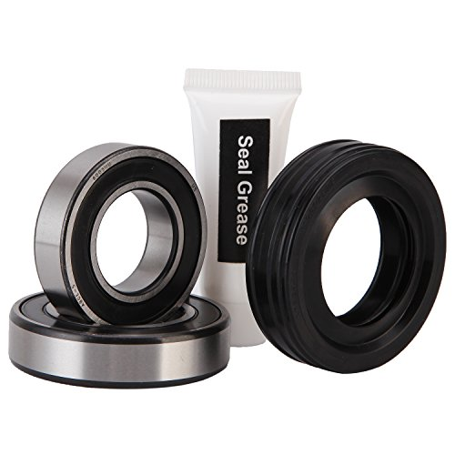 Price comparison product image W10435302 Washer Tub Bearings and Seal Kit, Rotating Quiet High Speed and Long Life. Replaces Whirlpool, Kenmore, Maytag, 2118925, B00DM8L8DK.