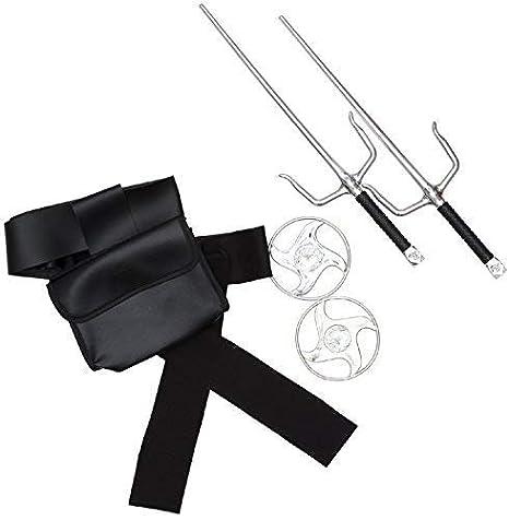 infantil Hombre Japonés Ninja Assassin DAGAS estrellas ...