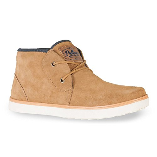 SFO Dallas, Herren Desert Boots Camel