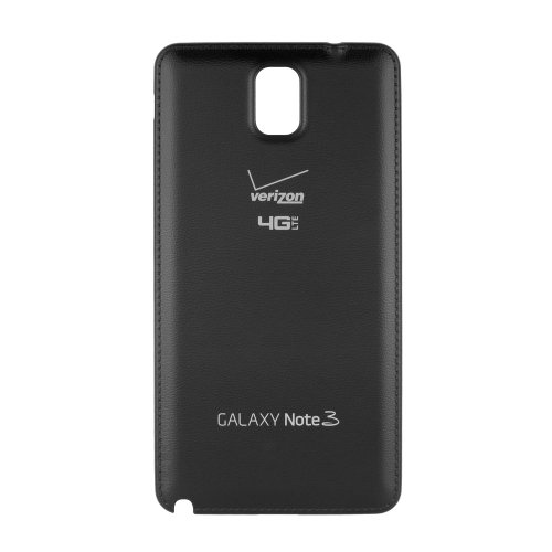 For Samsung Galaxy Note 3 N900V Verizon 4G LTE Back Battery Door Cover - Black - All Repair Parts USA Seller