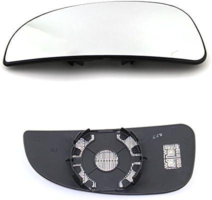 Right Bottom Lower Blind Spot Wing Door Mirror Glass for CITROEN RELAY 2006 on