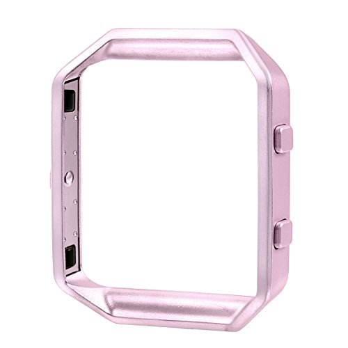 Lavender Faceplates (bayite Replacement Accessory Steel Frame for Fitbit Blaze Smart Watch Light Lavender)