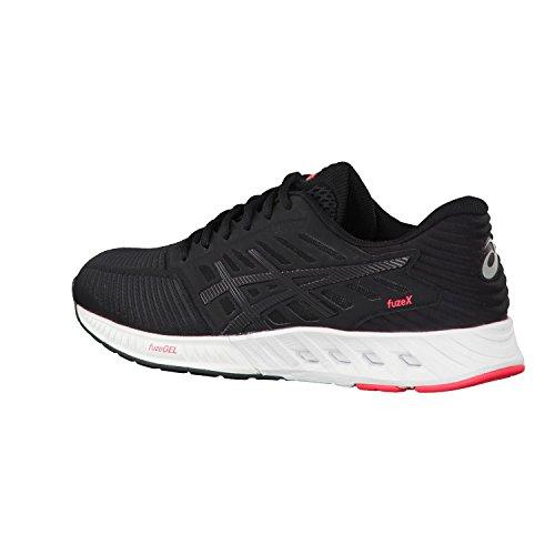 asics FuzeX - Zapatillas para correr - negro Talla EU 43,5 (US 11) 2017