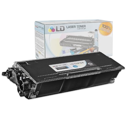 LD Compatible Replacement for Konica Minolta TNP24 (A32W011) High Yield Black Laser Toner Cartridge for use in Konica Minolta Bizhub 20, 20P, and 20PX Printers