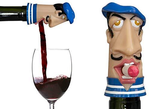 The Frenchman Wine Head