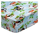 SheetWorld Fitted Pack N Play (Graco) Sheet - Fairies - Made In USA