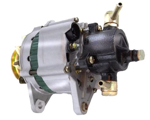 Vacuum Pump Truck (Alternator for Chevy, GMC, & Isuzu Medium & Heavy Duty Truck 3.9L 4BD1/4BD2 with Vacuum Pump Included 12 Volts, 70 Amps)