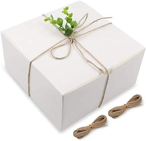 10 Genius Packaging Hacks of white gift boxes