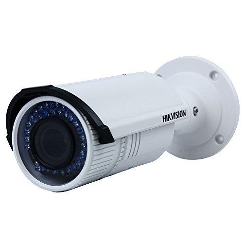 Hikvision DS-2CD2642FWD-IZS 4MP Vari-focal Bullet Network Camera PoE IP67 Outdoor Lens 2.8~12mm Audio (Bullet Varifocal)