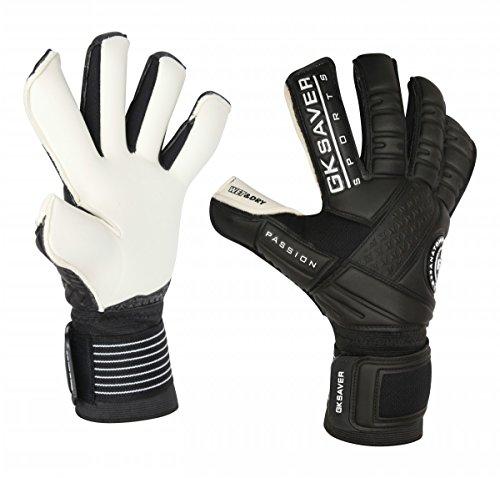 GK Saver Football Soccer Goalkeeper Gloves Professional Passion Ps10...