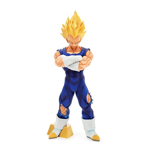 Banpresto DRAGON Ball Z Grandista Resolution of Soldiers Vegeta Action Figure