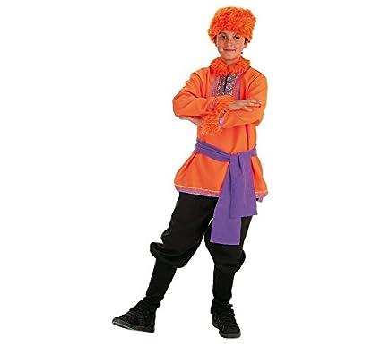 LLOPIS - Disfraz Infantil Ruso Talla 3: Amazon.es: Juguetes y juegos