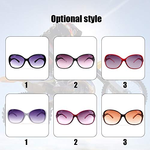Women Sun Sunglasses Gradient Fashion Texture Saipe Jade Glasses New Cva04qw5
