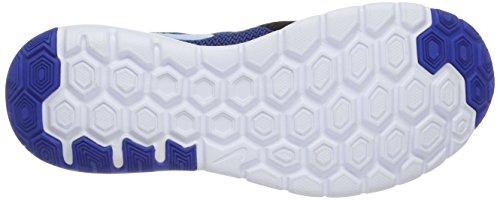 Nike Wmns Flex Experience Rn 5, Zapatillas de Gimnasia para Mujer Negro (Black/Bluecap-Hyper Cobalt-White)