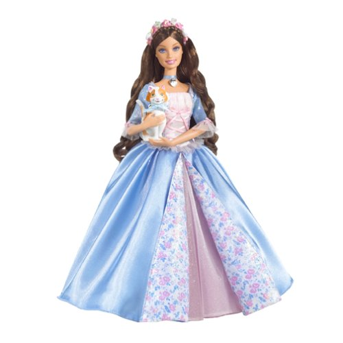 "Mattel Barbie as ""Princess and the Pauper"" Pauper Erika"