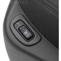 2010-2012 Chevrolet Malibu Heated Seat Kit (Titanium) by GM 19212120