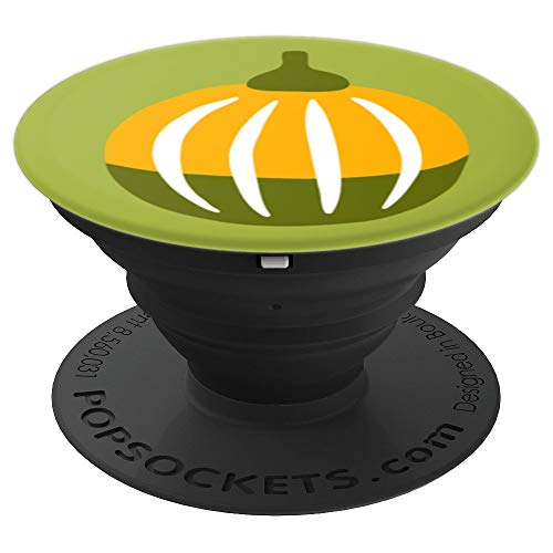 Halloween Thanksgiving Fall Autumn Pumpkin Birthday Gift - PopSockets Grip and Stand for Phones and Tablets