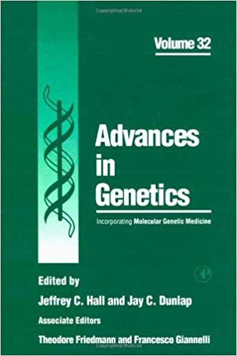 Book Advances in Genetics: Incorporating, Molecular Genetic Medicine: v. 32