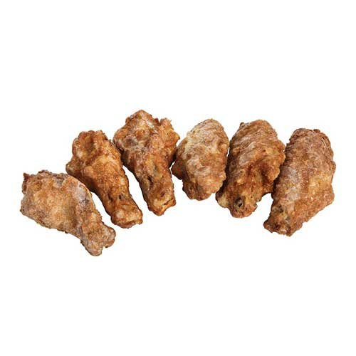 Dutch Quality House Chicken Seasoned Split Wings, 5 Pound -- 2 per case.