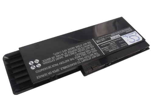 Cameron Sino 6000mAh/88.8Wh Li-Polymer High-Capacity Replacement Batteries for Lenovo IdeaPad U350 , fits Lenovo 57Y6265, 57Y6352 by Cameron Sino