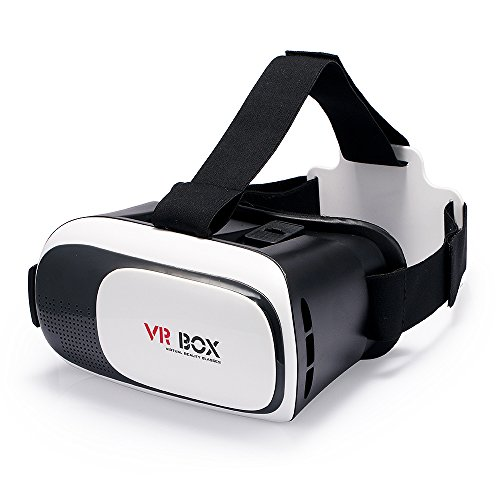 "UPC 702334114209, LEMFO VR Case Virtual Reality Headset 3D Glasses Focal and Pupil Distance Adjustable Viewing Video Movie Game Fit for 3.5""-6.0"" Mobile Phones"