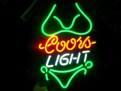 Amazon coors lightart sign 17 14real coors lightart sign 17 14real mozeypictures Choice Image
