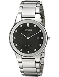 Citizen Eco-Drive Mens AU1060-51G Axiom Watch