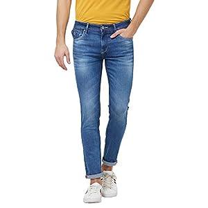 KILLER Men's Blue Slim Fit Jeans_$P