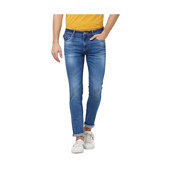 KILLER Men's Blue Slim Fit Jeans_$P 2021 August Care Instructions: Machine Wash Fit Type: Slim Fit Material:Cotton