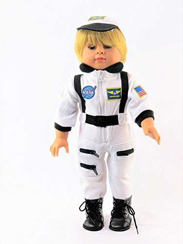 """Astronaut White Space Suit 