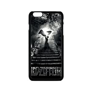 iStyle Zone Snap-on Protective Hardshell Cover Case for iPhone 6 (4.7 inch) [Led-Zepplin]