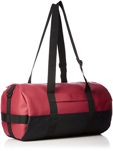 Red Scarlet Rains 30 Duffel Travel liters cm Rojo Stone Duffle Grey 50 wqzwO