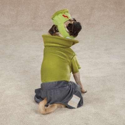 Great Dane Halloween Costumes (Casual Canine Frankenhound Costume, Medium)