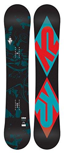 K2 Standard Snowboard 152 Mens by K2