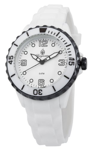 Burgmeister Women's BM604-586J White Beach Analog Watch