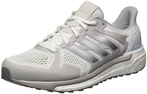 de Homme Chaussures Blanc Footwear Grey White Supernova Running One Blau adidas Metallic Silver M St wYRyIF