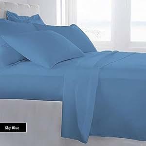 Lussona collection 1500 thread count 100 pima for Pima cotton comforter