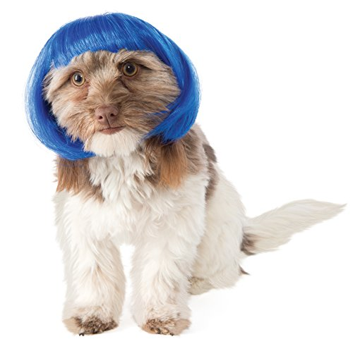 Rubie's Blue Bob Dog Wig -