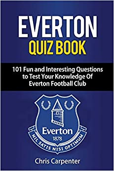 Everton Quiz Book